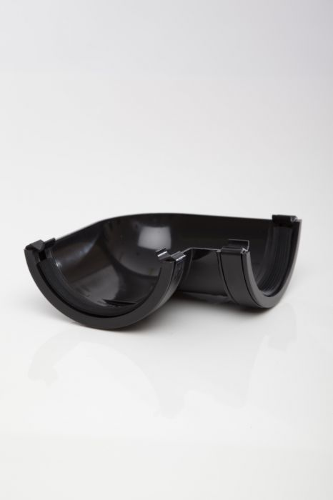 Polypipe 90 Degrees Angle 112mm Black