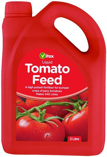 Vitax Liquid Tomato Feed 2L