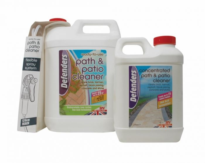 Defenders Concentrated Path & Patio Cleaner 2L