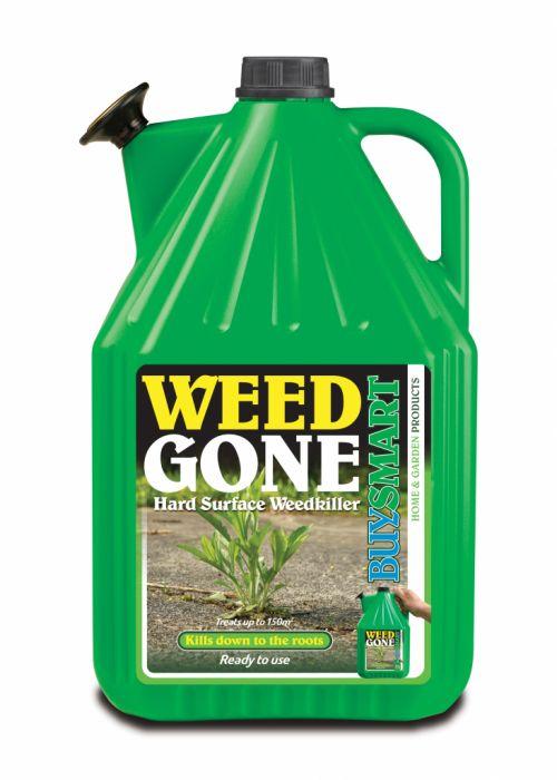 Buysmart Weed Gone 5L - Rtu Watering Can