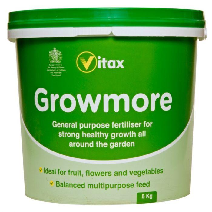 Vitax Growmore 5Kg