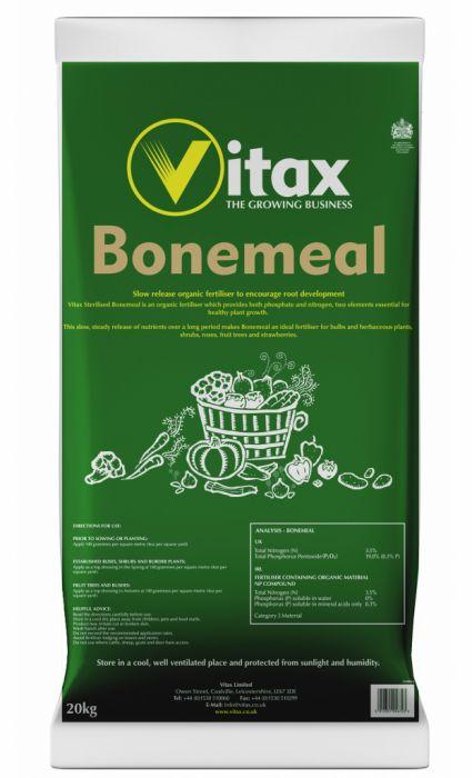 Vitax Bonemeal 20Kg