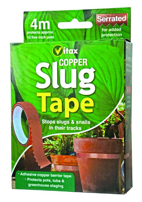 Vitax Copper Slug Tape 4M