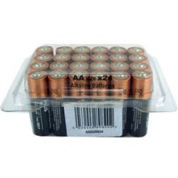 Duracell Aa Batteries Tub Of 24