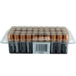 Duracell Aa Batteries Tub Of 40