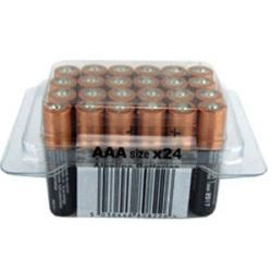 Duracell Aaa Batteries Tub Of 24