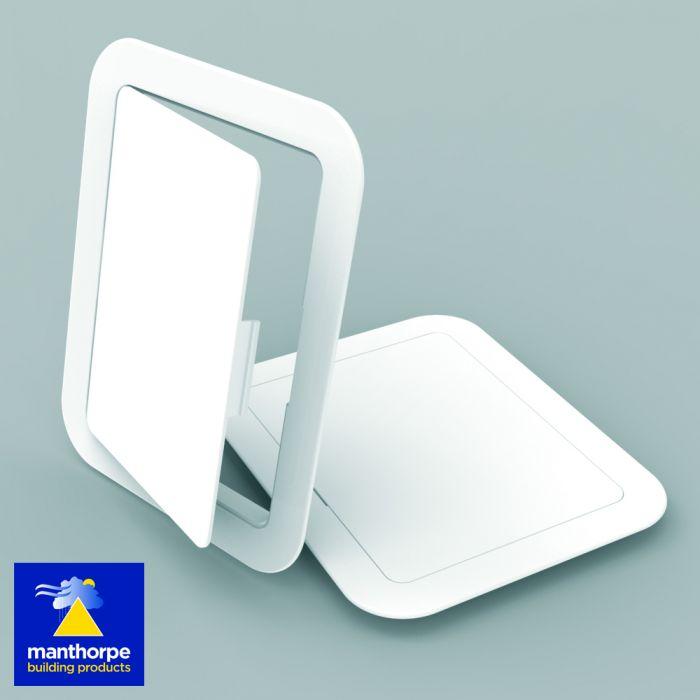 Manthorpe 150X200mm Access Panel White