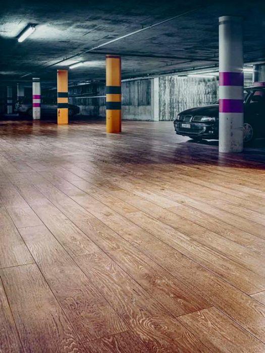 Kronoswiss Grand Selection Oak Beaver 4V Groove 1.332M2 12Mm