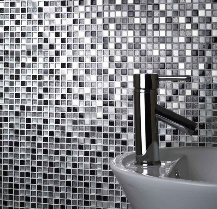 Verona Mosaic Sheet 300 X 300Mm Sparkle