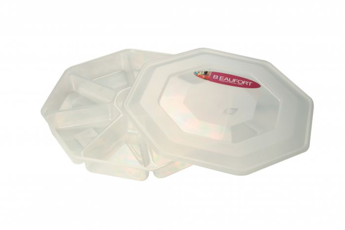 Beaufort Nibbles Tray 8 Section 13L