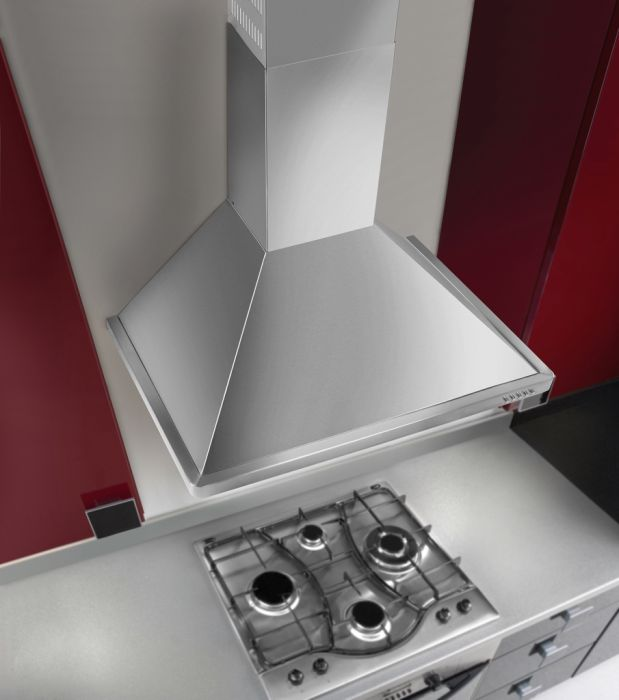 Kitchenplus Stainless Steel Chimney Cooker Hood 900Mm