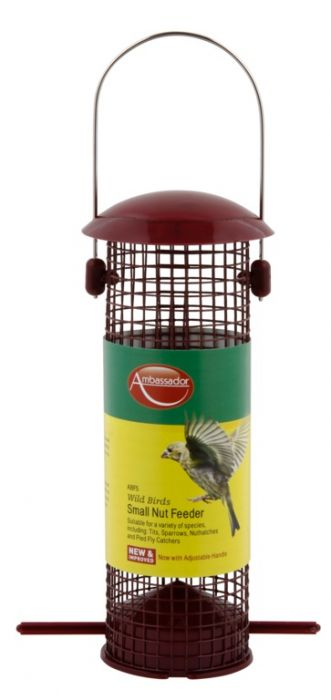 Ambassador Wild Birds Nut Feeder Small