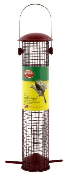 Ambassador Wild Birds Nut Feeder Large