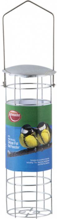Ambassador Wild Birds Deluxe Fat Ball Feeder