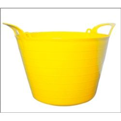 Ambassador Mini Flexi Tub Yellow