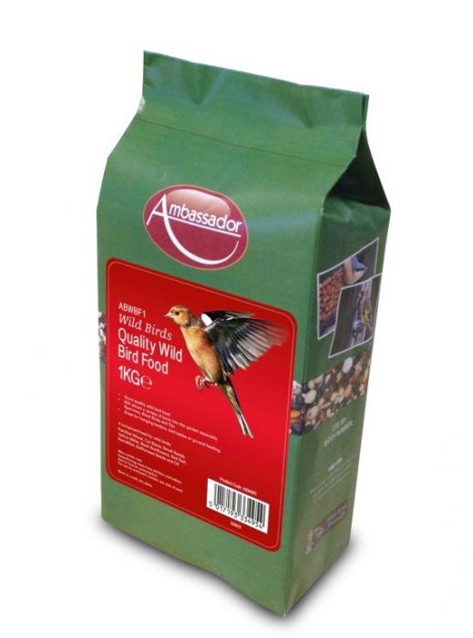 Ambassador Quality Wild Bird Food 20Kg