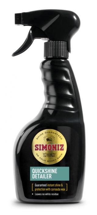 Simoniz Quick Shine Detailer Wax 500Ml