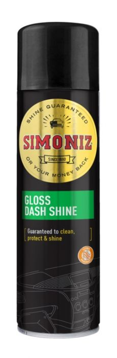 Simoniz Dashboard Treatment Lemon Gloss