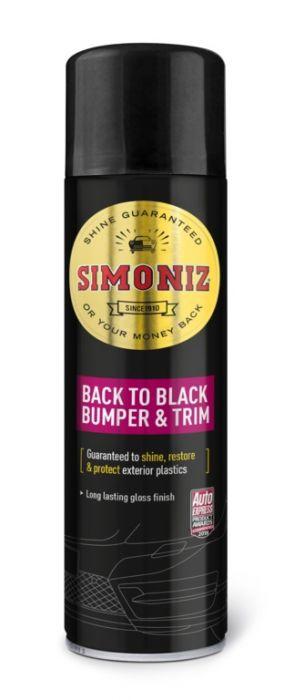 Simoniz Back To Black Bumper Shine 500Ml