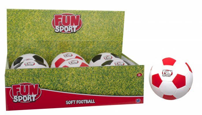 Fun Sport Soft Soccer Ball 4.25