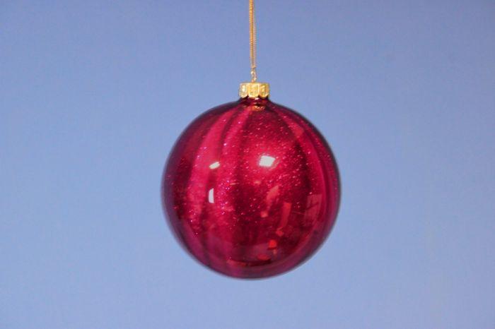 Sparkle Glass Ball