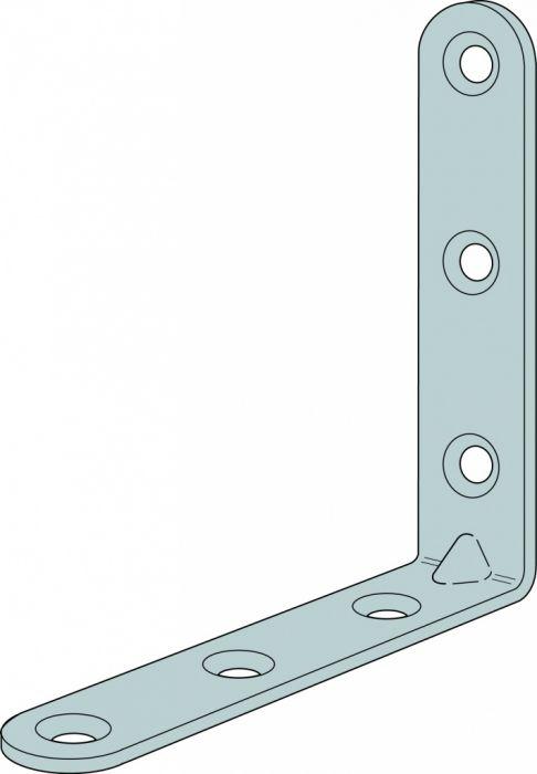 Simpson Strong Tie Light Duty Angle Bracket 50 X 50 X 15