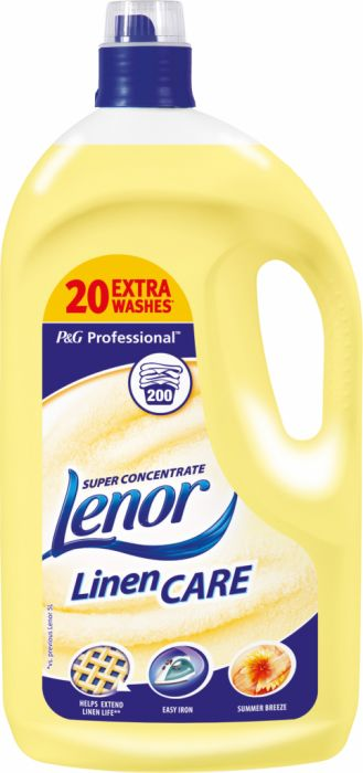 Lenor Linen Care 200 Washes Summer Breeze