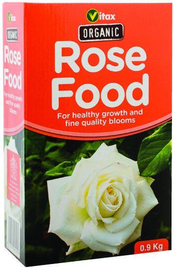 Vitax Organic Rose Food 900G