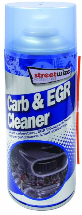 Streetwize Carb & Egr Cleaner 450Ml