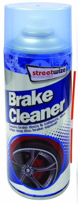 Streetwize Brake Cleaner 450Ml