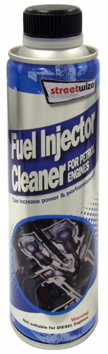 Streetwize Fuel Injector Cleaner For Petrol Engines 380Ml