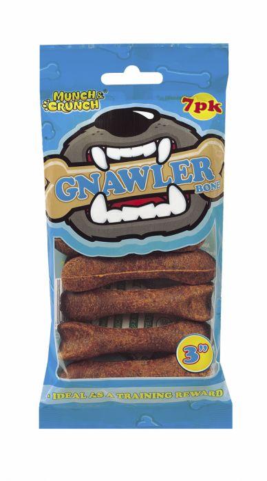 Munch & Crunch Gnawler Bone 3 Pack 7
