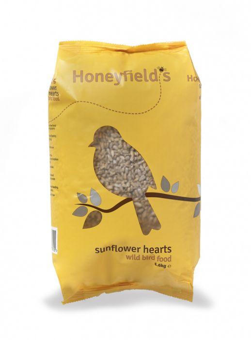 Honeyfield's Sunflower Hearts 1.6Kg