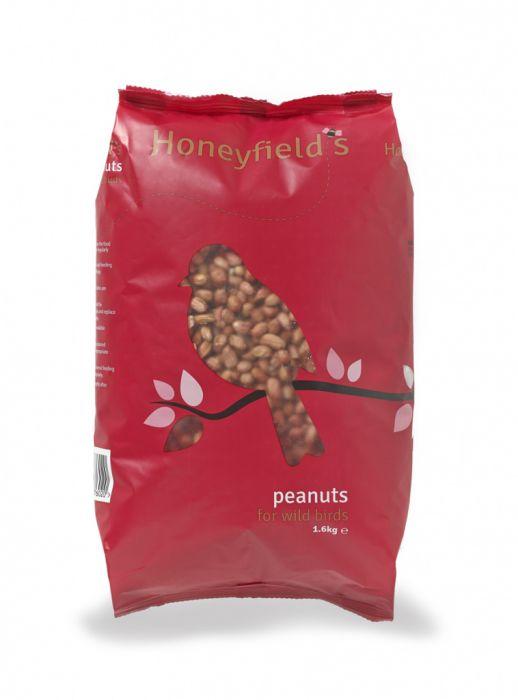Honeyfield's Peanuts 1.6Kg