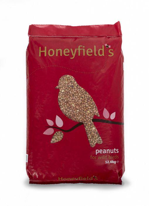 Honeyfield's Peanuts 12.6Kg