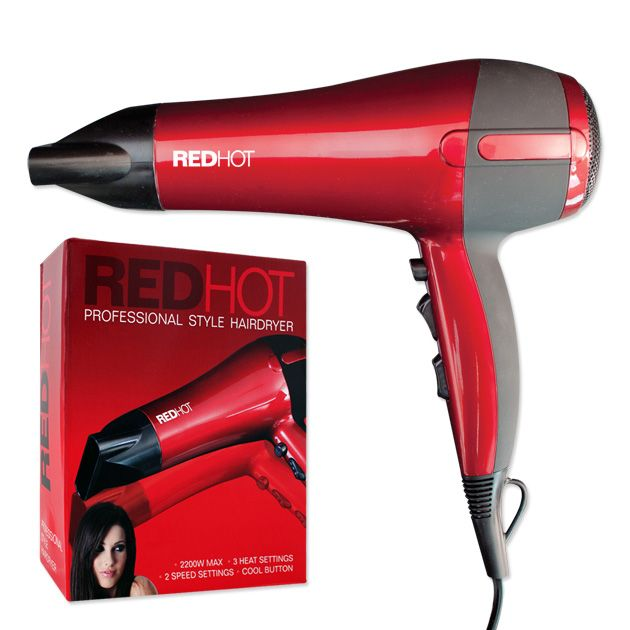 Redhot Professional Hair Dryer 2000W