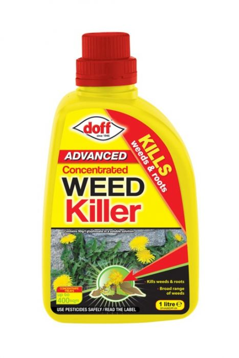 Doff Advanced Concentrated Weedkiller 1L