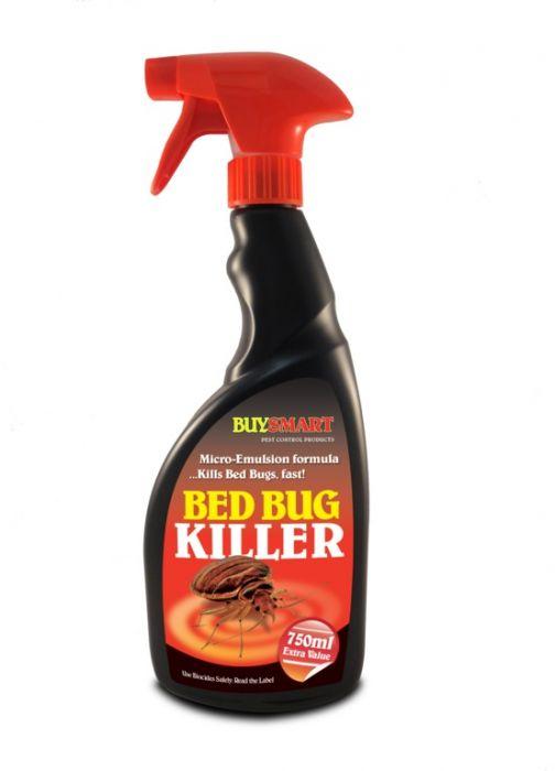 Buysmart Bed Bug Killer 750Ml Trigger Spray