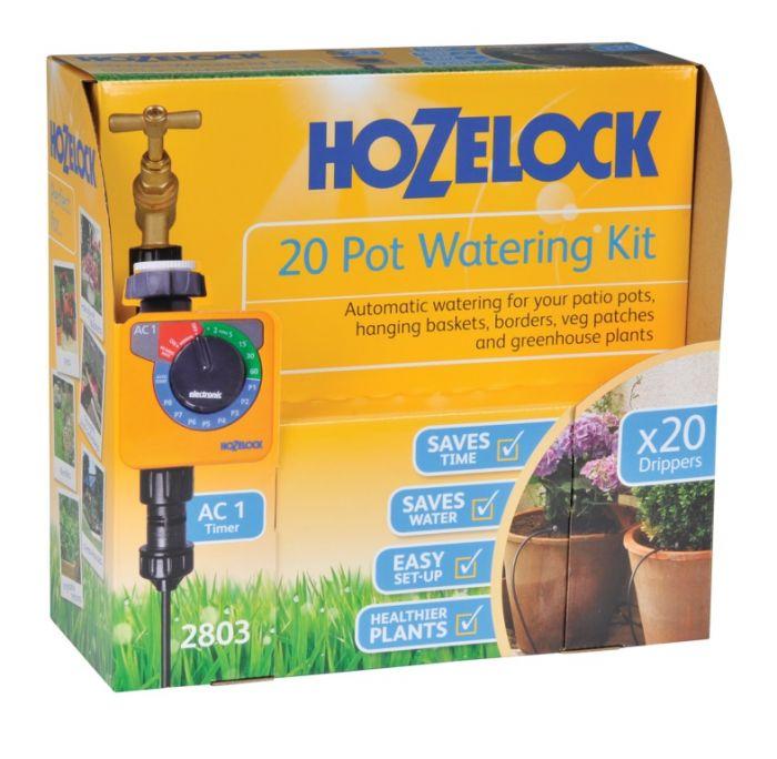 Hozelock Automatic Watering Kit 20 Pot