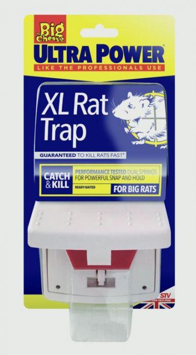 The Big Cheese Ultra Power Super Rat Trap Xl