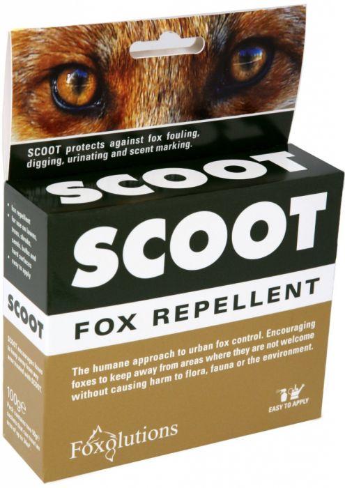 Foxolutions Scoot Fox Repellent 100G