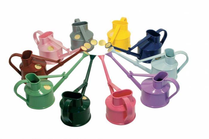 Handy Indoor Plastic Can 0.7L