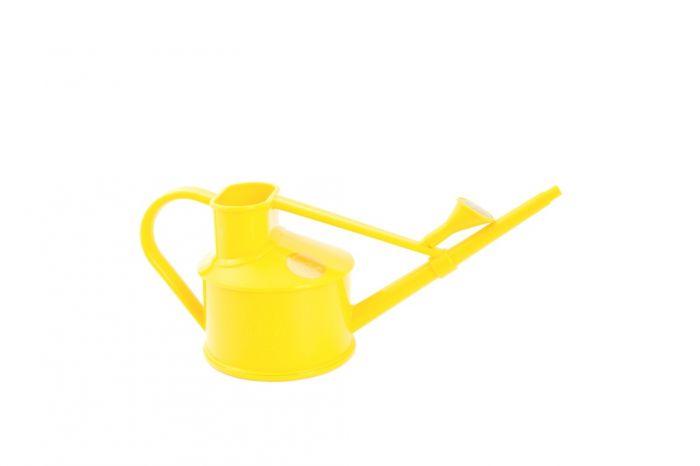 Haws Handy Indoor Plastic Can 0.7L Yellow