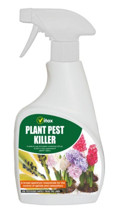Vitax House Plant Pest Killer 300Ml