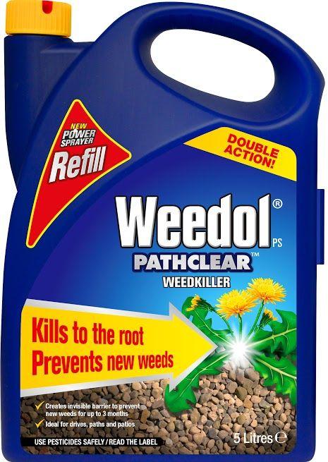 Weedol Pathclear Power Spray Refill 5L