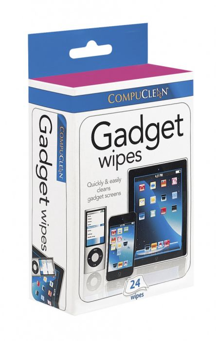 Gadget Wipes Pack 24