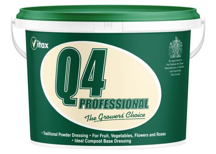 Vitax Q4 Traditional Formula 10Kg
