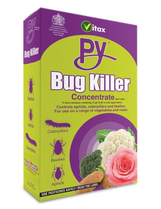 Vitax Py Bug Killer Concentrate 250Ml