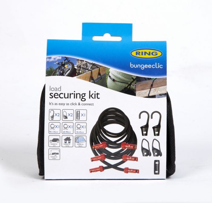 Ring Bungee Clic Load Securing Kit