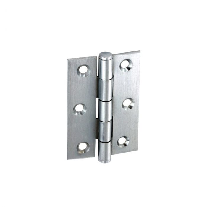 Securit Button Tip Butt Hinges 75Mm Scp